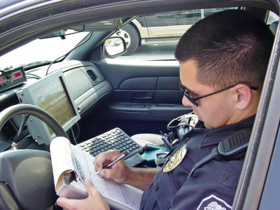 Supervision for Traffic Ticket